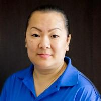 Aisha Din : Assistant Service Manager