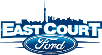 East Court Ford Lincoln Logo